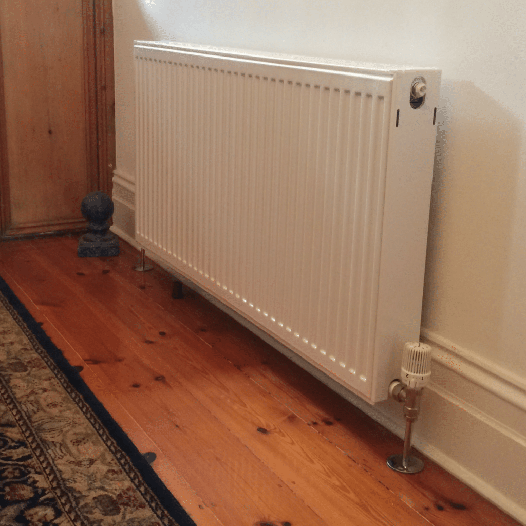 Adelaide Geoexchange designs, supplies and installs hydronic radiator heating in South Australia.
