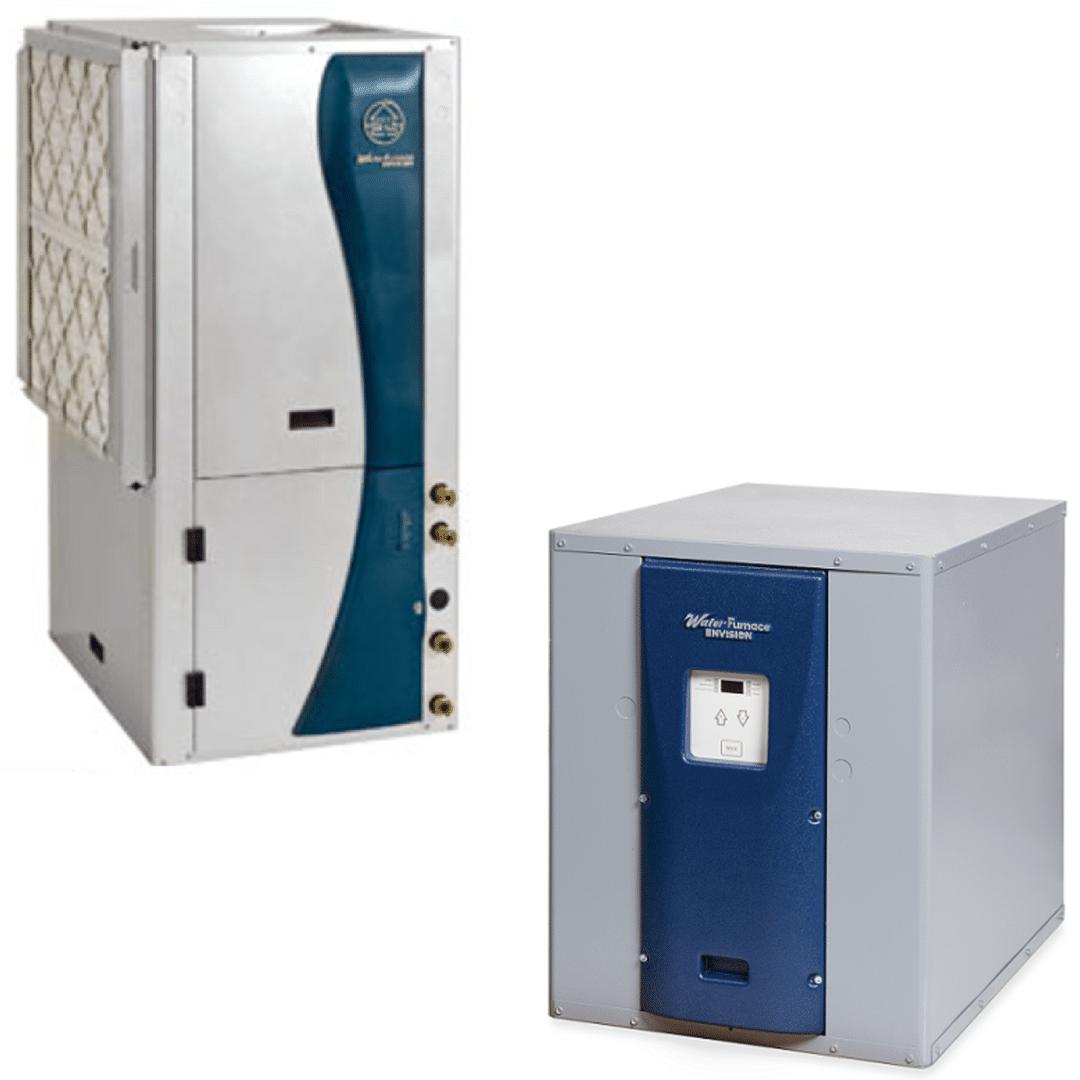 Geoexchange Hot Water Heat Pump
