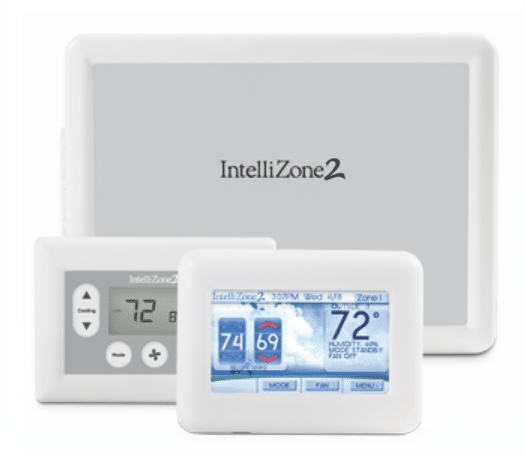 WaterFurnace Intellizone2 for ducted heating and cooling