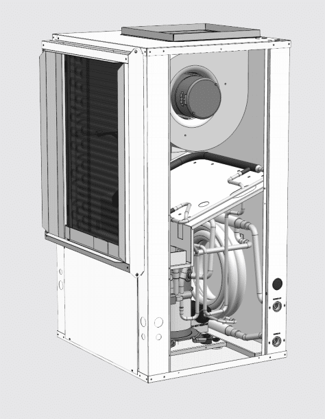 WaterFurnace Envision² Compact Geoexchange Heat Pump