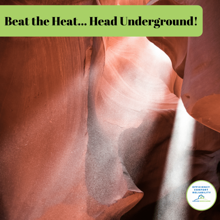 Beat the Heat with a Geoexchange cooling solution from Adelaide Geoexchange