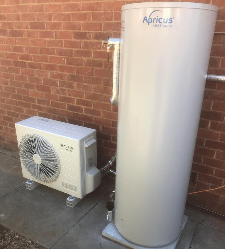 Reclaim Energy Co2 Heat Pumps in Adelaide